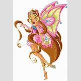 Winx Club Flora Believix Transformation | 444 x 665 png 289kB