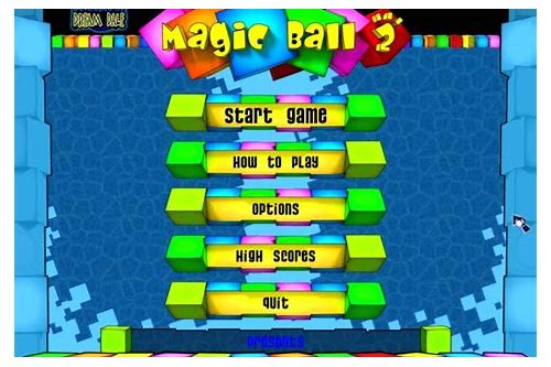 magic ball 2 game free download full version