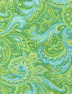 Blue And Green Paisley | www.pixshark.com - Images ...