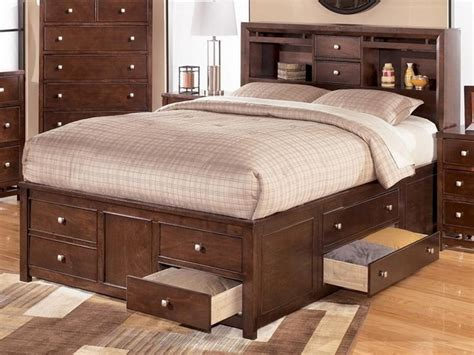 king size bed with storage drawers underneath king size bed frame with storage drawers na ryby info