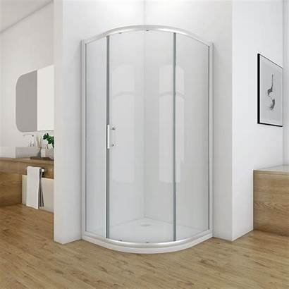 Showers Curved