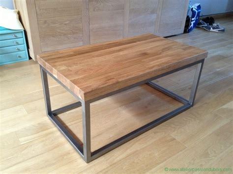 table plan de travail cuisine table basse plan de travail atelier du bois