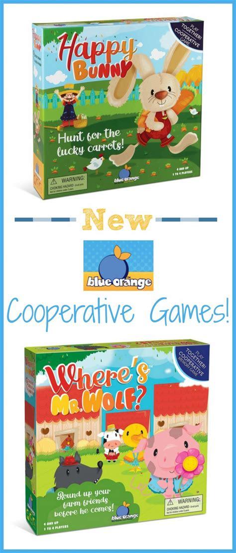 blue orange cooperative for preschoolers 808 | Blue Orange Games Cooperative Games 3