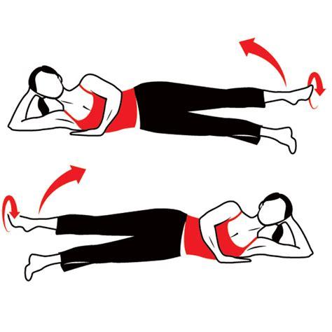 Side Leg Circle S Exercise