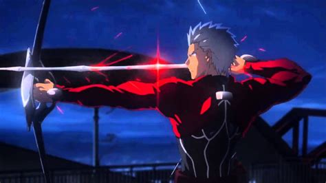 fatestay night unlimited blade works archers