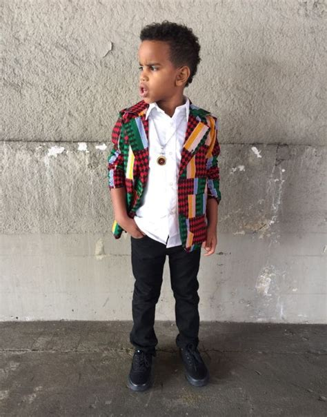 Cute African Outfits- 20 Modern African Outfits for Children