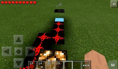mod 171 redstone 187 for minecraft pe 0 9 5