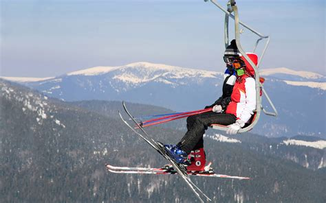 23 ways to make a chairlift ride incredibly awkward