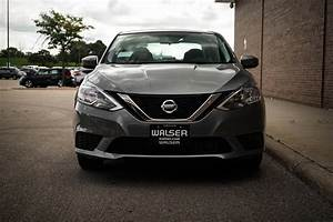 New 2019 Nissan Sentra Sv 4dr Car In Burnsville  7ae721n