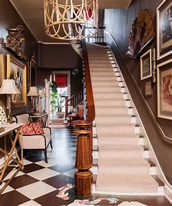 Room, Envy, A, Victorian, Foyer, With, A, Modern, Twist