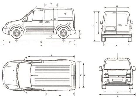 ford transit connect cargo dimensions