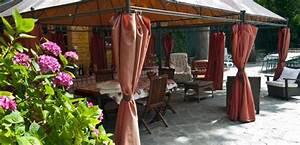 terrasse balcon les briconautes With good toile pour terrasse exterieur 9 pergola et tonnelle pour le jardin ou la terrasse notre