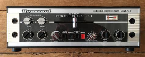 test dynacord echocord super 76 un v 233 ritable 233 cho 224 bande