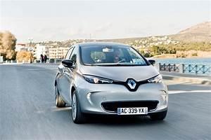 Renault Zoe Autonomie : renault zo 2017 son autonomie va grimper en fl che l 39 argus ~ Medecine-chirurgie-esthetiques.com Avis de Voitures