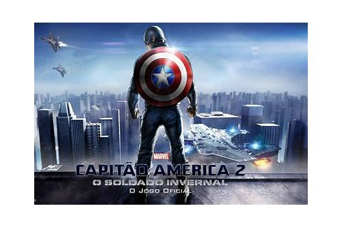 baixar o capitão de vídeo america 2 mega