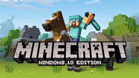 Libre windows 10 juegos para ordenador pc, portátil o móvil. Desbloquear Minecraft Windows 10 Edition Gratis para pc ...