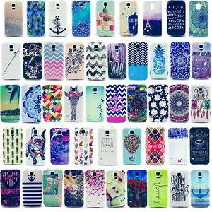 Cute DesignTPU Soft Case Cover Pattern Back Skin For ...