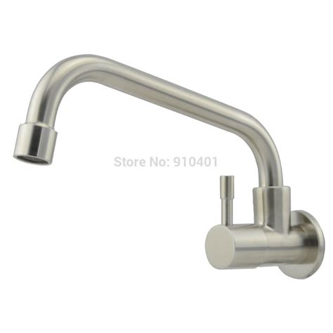 kitchen single handle faucet wholesale and retail promotion wall mounted kitchen faucet