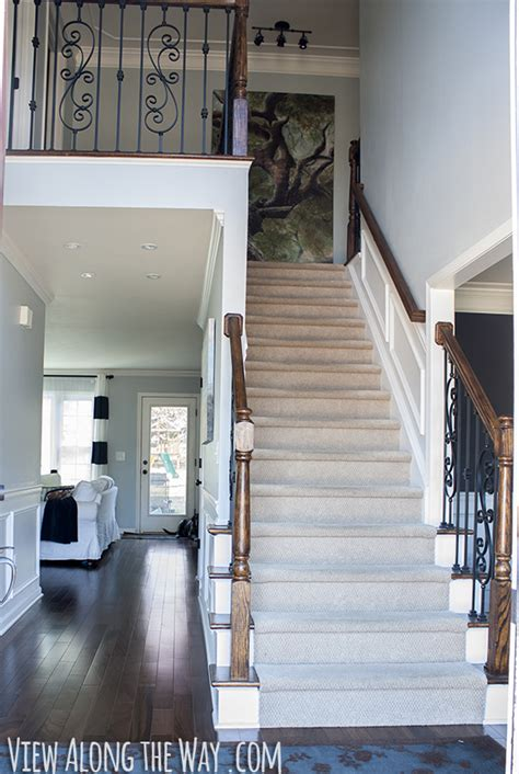 Refinish Banister Railing how to refinish and update wood stair railings