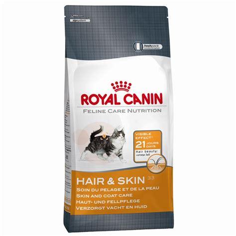 royal canin hair and skin royal canin cat hair and skin care 33 400g
