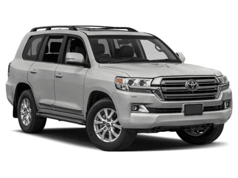 2019 toyota land cruiser 2019 toyota land cruiser info pricing and images