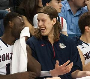 8 Gonzaga Basketball Players Known for their Hair