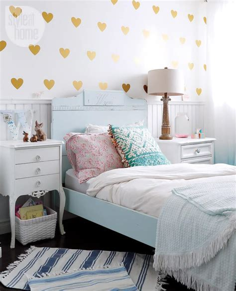 8 Tween Girls Bedroom Ideas  Katrina Chambers
