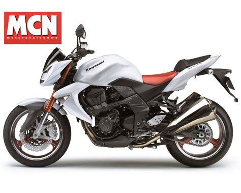 Z1000 Image by New Colours For The 2008 Kawasaki Z1000 Motorcycle Mcn