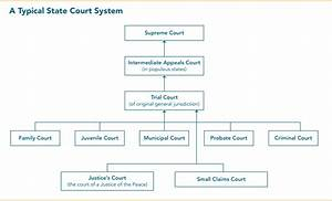 State Courts 101  Structure And Selection