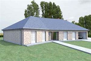 couleur maison construction maisons individuelles With exemple plan de maison 2 couleur maison construction etude maison cubique azur