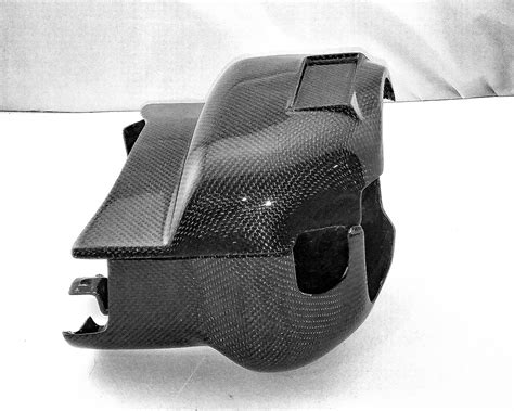 steering wheel housing assembly exotic car gear