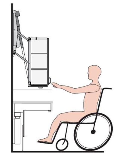 cuisine handicap norme idée chaise de cuisine pour handicape