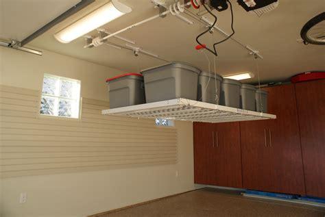 garage storage system guideline diy garage ceiling storage the home redesign