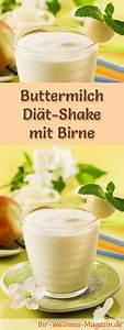 Gesunde Smoothies Zum Abnehmen : buttermilch shake mit birne di t shake rezept mit buttermilch gesunde getr nke ~ Frokenaadalensverden.com Haus und Dekorationen
