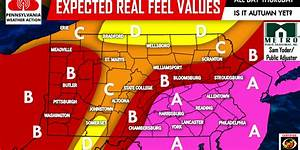 Severe Weather Along with Dangerously Hot and Humid ...