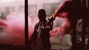 Smoke Bombs in Abandoned Factory - YouTube