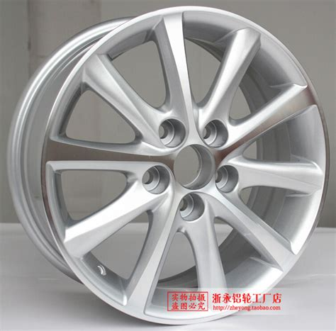 16 inch rims for toyota corolla 16 inch toyota corolla camry crown modified the original