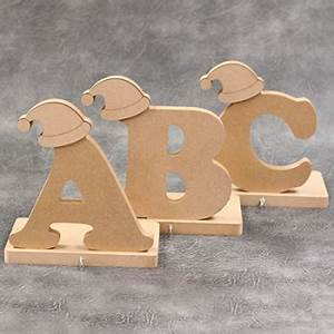 perfectly crafty uk wholesale craft shapes wooden craft With wooden letters for stockings