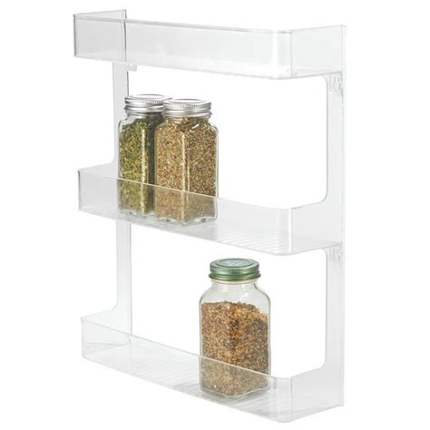 wall mounted kitchen storage rack wall spice rack 8880
