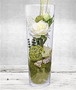 Deko Für Vasen : stilvolle vasen mit dekoration f r jeden geschmack valentins blumenversand blumen und ~ Indierocktalk.com Haus und Dekorationen