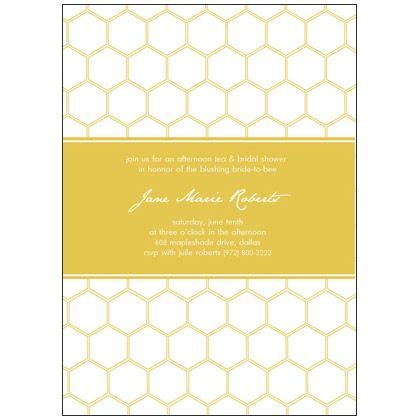 honey bee invitation  bee invitations
