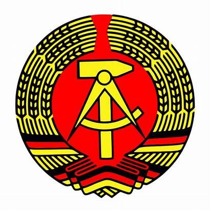 Ddr Emblem Gdr Germany Arms German East