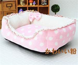 new princess softwarm velvet pet dog cat sofa bed house With dog beds for girl dogs