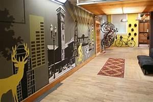 Accroche Murale Velo : le support v lo d fie la d coration d int rieur ~ Dode.kayakingforconservation.com Idées de Décoration
