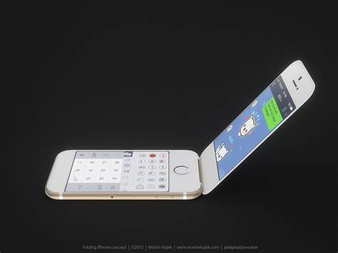 apple flip phone if apple made a flip phone it d look something like this
