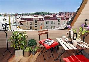 la decoration terrasse appartement en 20 idees fraiches With jardin et piscine design 12 des idees de design pour un balcon de ville montreal