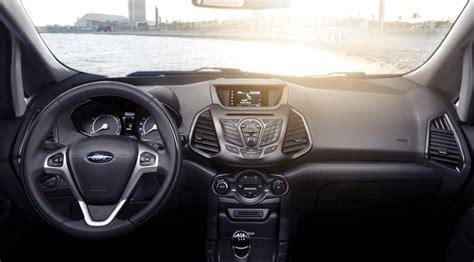 ford ecosport  tdci titanium  review car magazine