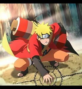 Sage Mode Naruto Vs Kawaki - Battles