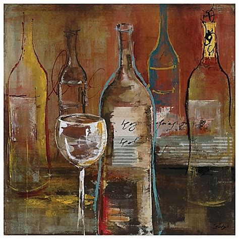 Bed Bath And Beyond Wall Decor Wine by Wine Cellar Canvas Wall Www Bedbathandbeyond