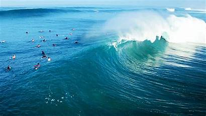 Ocean Surfing Waves Wave Pipeline Surf Rights